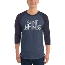 Load image into Gallery viewer, Saint Luminus 3/4 Sleeve Shirt