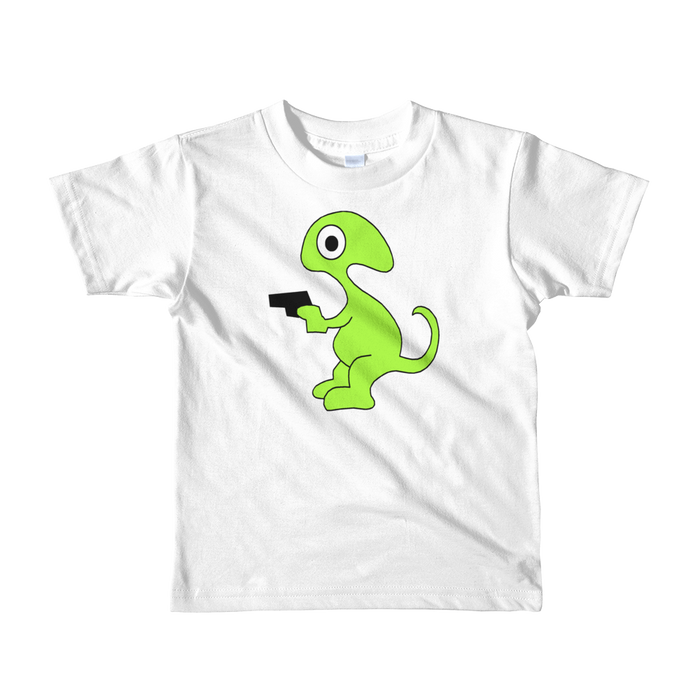 ALIEN KIDS SHORT SLEEVE T-SHIRT