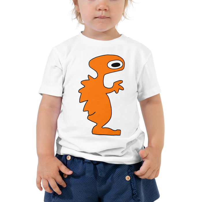 ALIEN TODDLER SHORT SLEEVE T-SHIRT