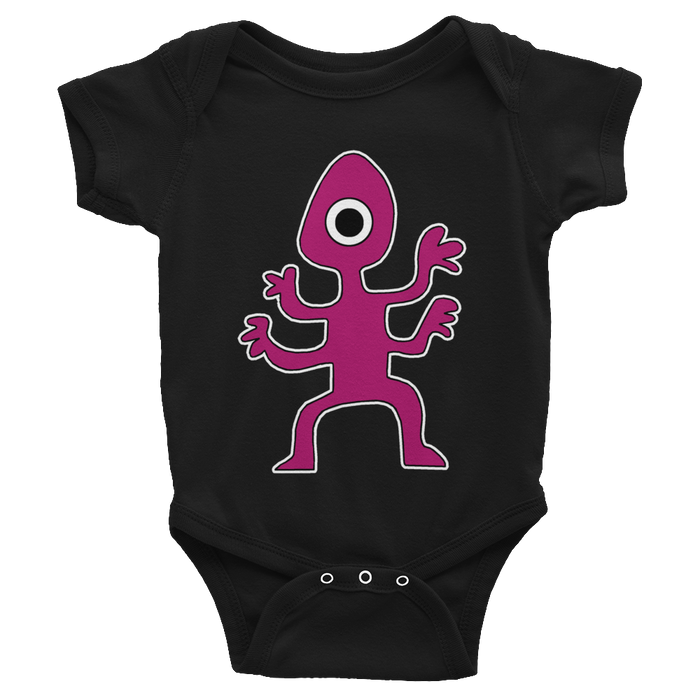 ALIEN INFANT BODYSUIT