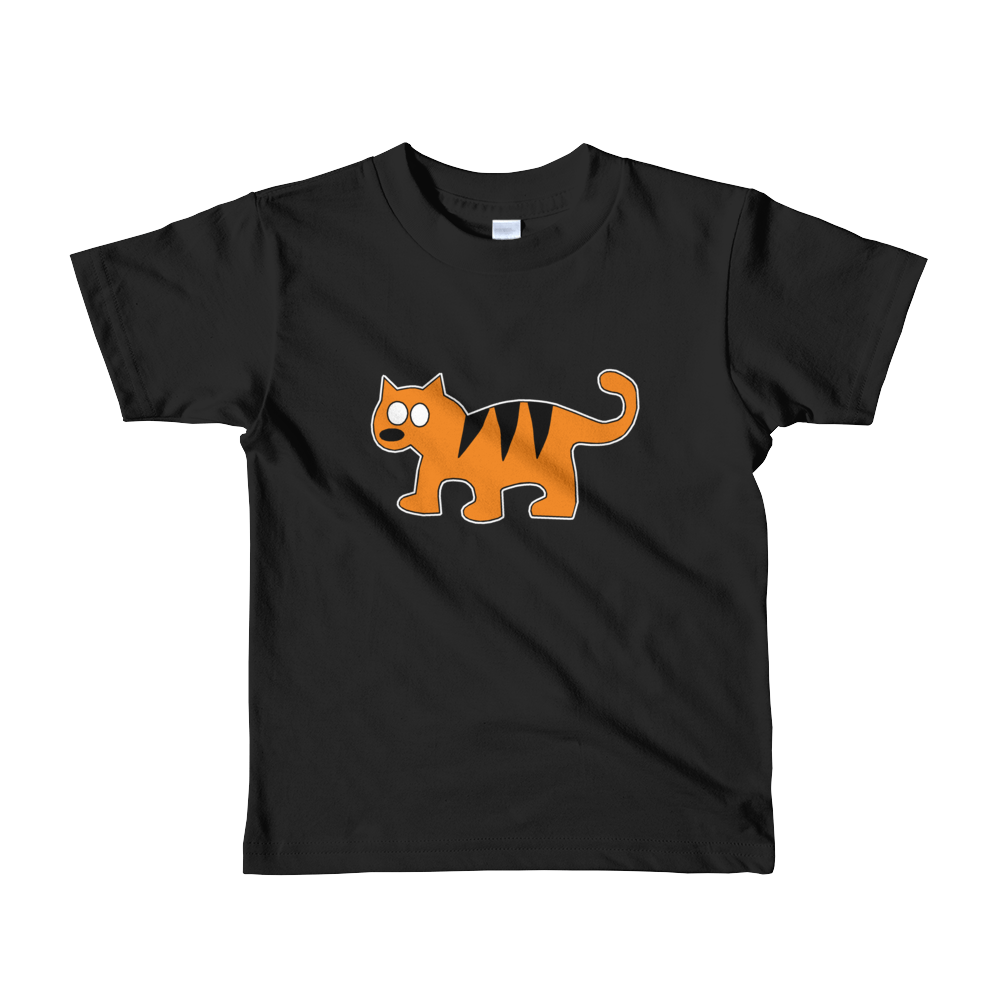 ANIMAL KIDS SHORT SLEEVE T-SHIRT