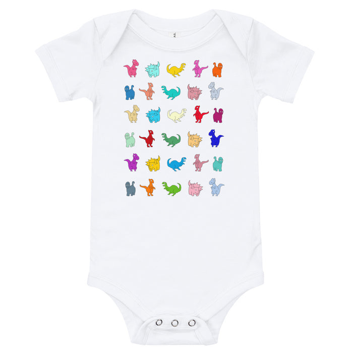 Infant Dinosaur Bodysuit