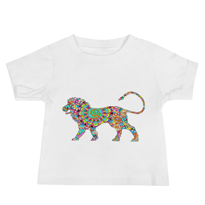 ANIMAL BABY JERSEY SHORT SLEEVE T-SHIRT