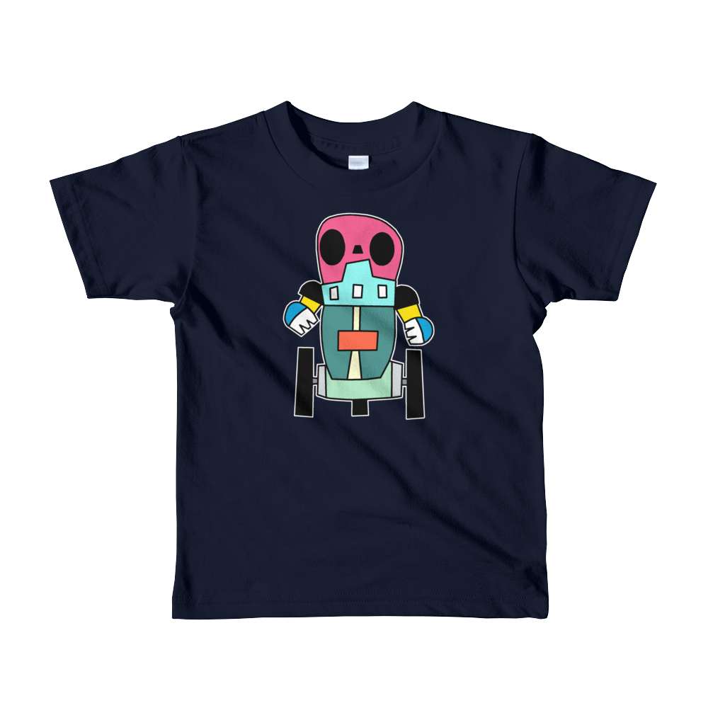 ROBOT KIDS SHORT SLEEVE T-SHIRT