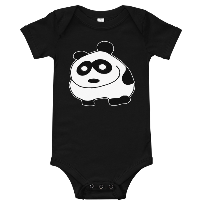 Infant Panda Bodysuit