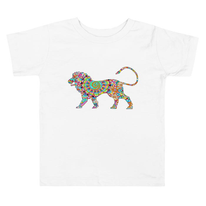ANIMAL TODDLER SHORT SLEEVE T-SHIRT