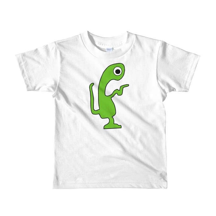 ALIEN SHORT SLEEVE T-SHIRT
