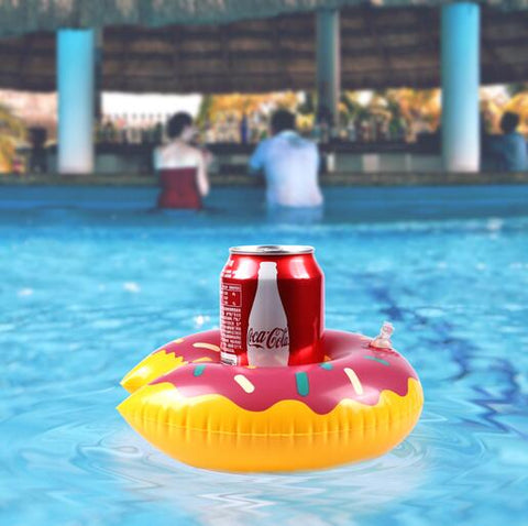 Inflatable Pool Coaster: Donut