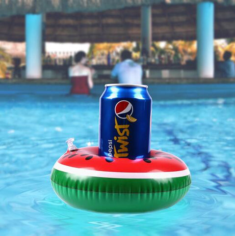 Inflatable Pool Coaster: Watermelon
