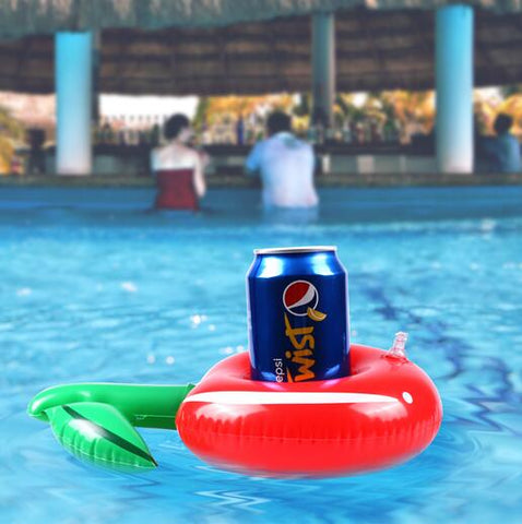 Inflatable Pool Coaster: Cherry