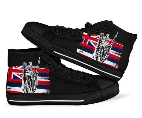 Hawaii High Top Shoe