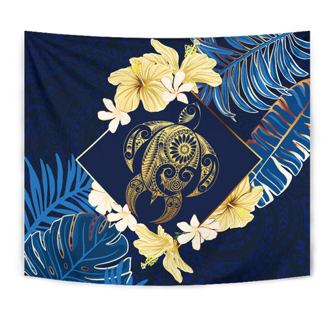 Hawaii Turtle Tropical Tapestry