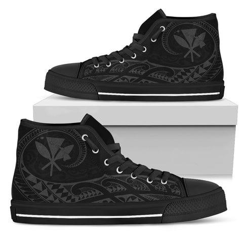Hawaiian High Top Shoes