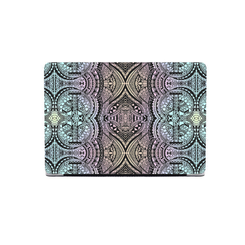 Polynesian MacBook Case Blur - AH - J1 - Alohawaii