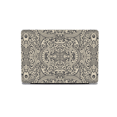 Polynesian MacBook Case Royal - AH - J1 - Alohawaii