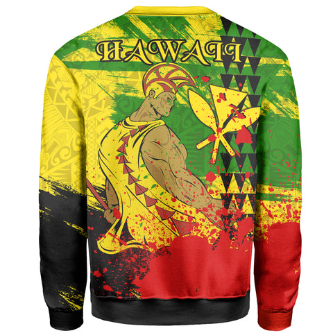 Hawaii Warrior Sweatshirt