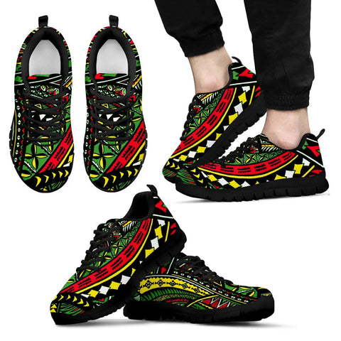 Image of Hawaii Poly Tribal Sneakers - AH - Alohawaii