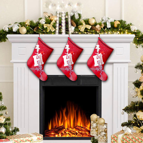 Hawaii Christmas Stocking - Ship Style - AH - J4