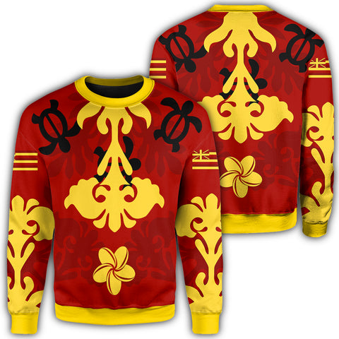 Image of Alohawaii - Hawaiian Quilt Style Sweatshirt | Alohawaii.co