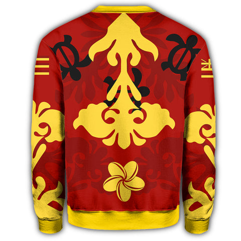 Hawaiian Quilt Style Sweatshirt | Alohawaii.co