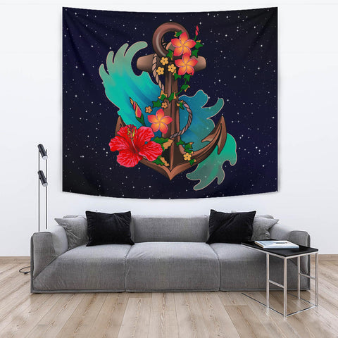 Anchor Galaxy Tapestry - AH - J1 - Alohawaii