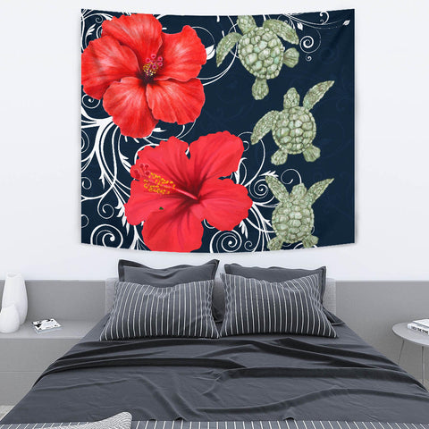 Hawaiian Tapestry