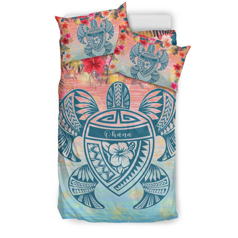 Image of Hawaii Bedding Set
