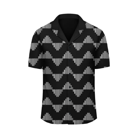 Hawaii Kapala Hawaiian Shirt - Black - AH - J4 - Alohawaii