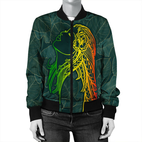 Image of Alohawaii Bomber Jacket