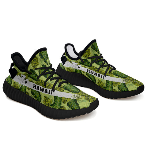 Hawaiian Sneakers YZ Tropical Green - Alohawaii