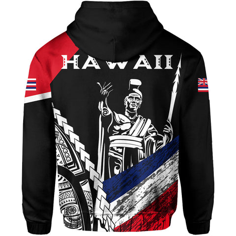 Image of Hawaii Hoodie Zip
