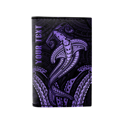 Image of Hawaii Polynesian Leather Wallets