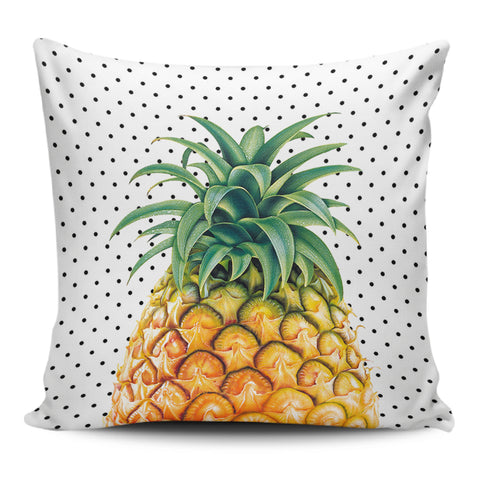 Pineapple Dottie Pillow Covers - AH - A0 - Alohawaii