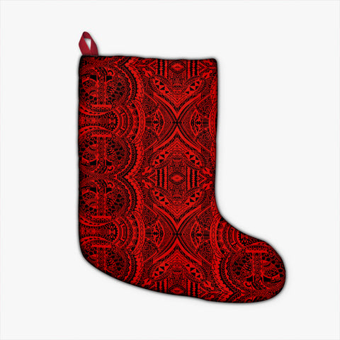 Hawaii Christmas Stocking