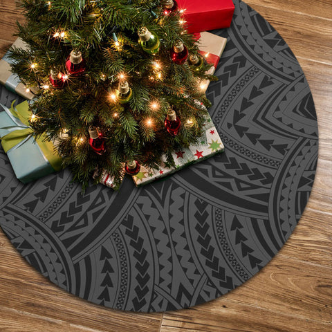Polynesian Tradition Gray Tree Skirt