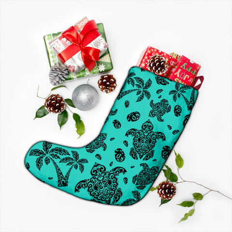 Hawaiian Christmas Stocking