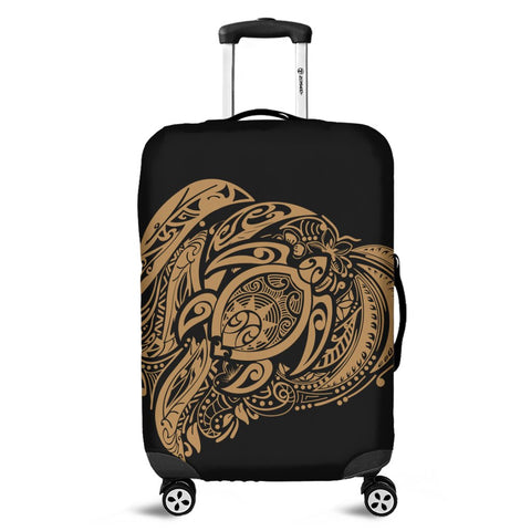 Simple Luggage Covers Gold AH - J7C