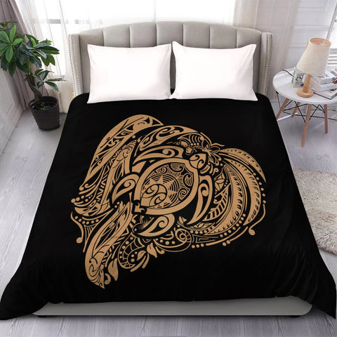 Simple Comforter Gold AH - J7C