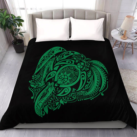 Simple Comforter Green AH - J7C