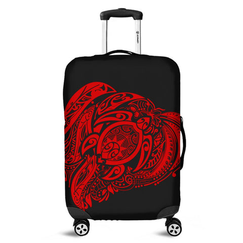 Simple Luggage Covers Red AH - J7C