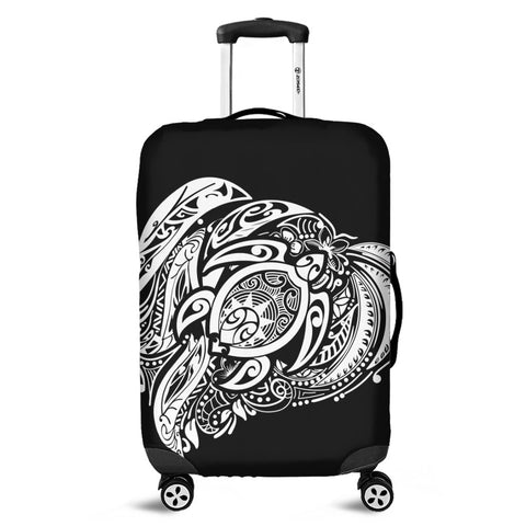 Simple Luggage Covers White AH - J7C