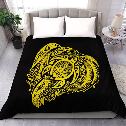 Simple Comforter Yellow AH - J7C