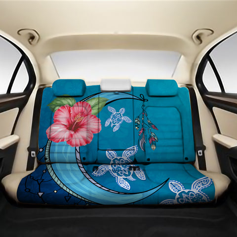 Turtle Moon Dream Back Seat Cover AH J1 - Alohawaii