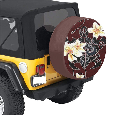 Hawaii Spare Tire Cover