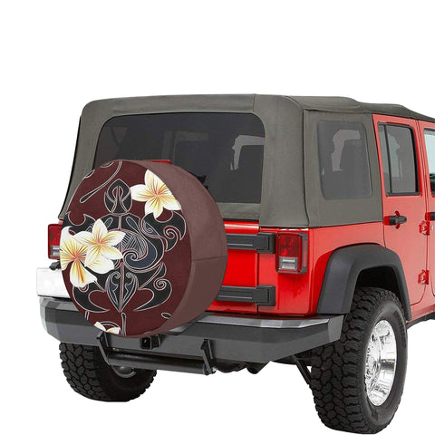Hawaiian Spare Tire Cover