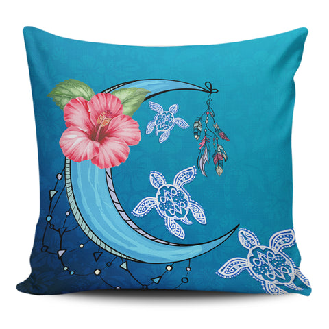 Turtle Moon Dream Pillow Covers - AH - J1