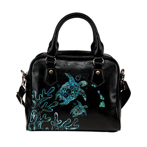 Image of Hawaii Shoulder Handbag