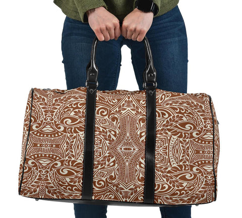 Polynesian Culture Hawaii Travel Bag