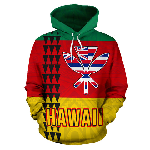 Image of Hawaii Kanaka Flag H