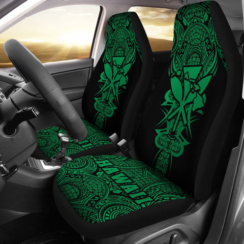 Image of Kanaka Map Polynesian Car Seat Cover - Armor Style